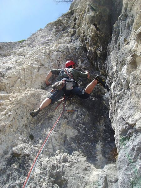 Rock Climbing Rock - Object Climbing Adventure Extreme Sports Mountain Climbing Low Angle View Challenge Danger Recreational Pursuit Nature Geology Mountain Sport Outdoors Courage Rock Face Beauty In Nature Day
