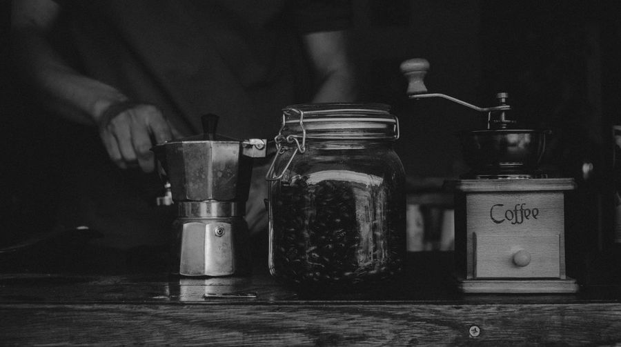 Black and white coffee shop Cafeine Freshness Relaxing Seed Skill  Appliance Bean Black And White Cafe Cafeteria Coffee Coffee - Drink Coffee Maker Coffee Pot Container Drink Energy Food And Drink Fragility Glass Jar Lifestyles Refreshment Relax Still Life
