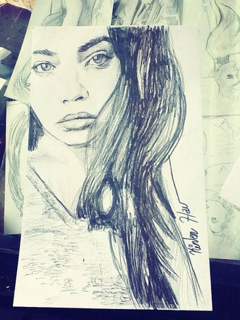De una foto de eye em , ilustración a lápiz... Art Drawing My Drawing Pencil Drawing