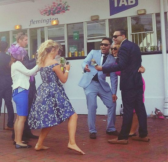 Horse Races Melbourne Rocks Photography Melbourne Cup Well Turned Out Fashion Too Much Booze Capture The Moment Winners