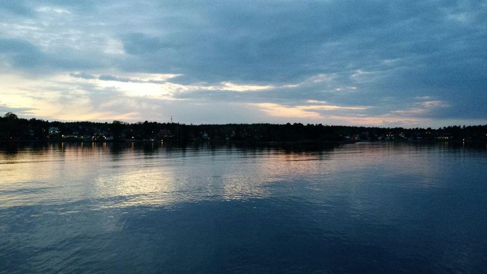 Sverige No Filters  Oskarshamn Småland Baltic Sea