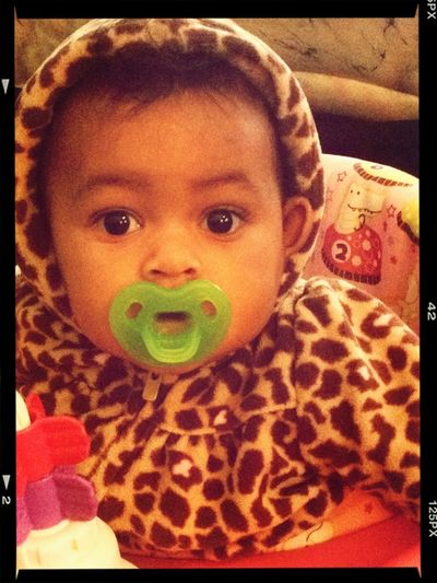 Love This Lil Monkey