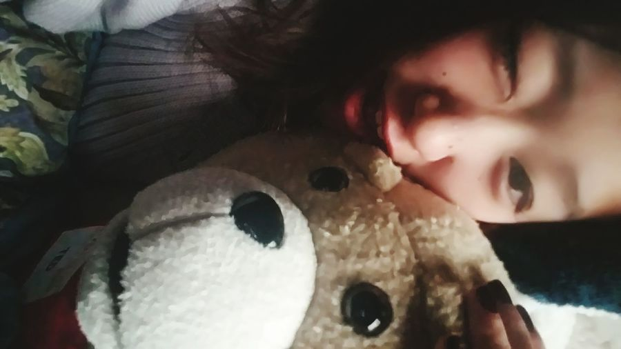 I need you♡♡ Ted Headshot One Person One Girl Only Indoors  Teddybear TEDDY LOVE Teddy Bear 🐻