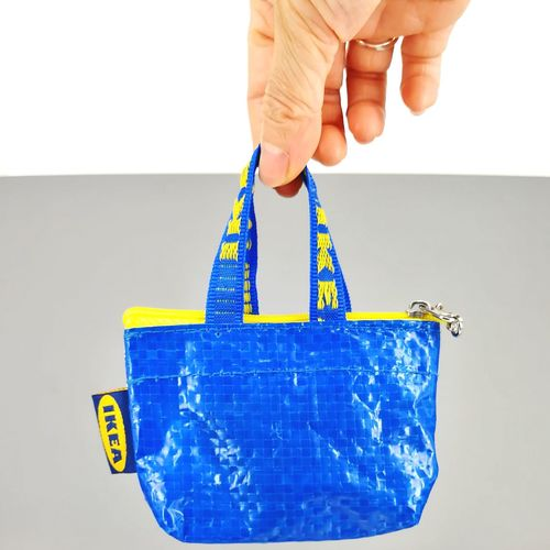 IKEA bag IKEA Economy Ecofriendly Recycling Bag Human Hand Business Shopaholic Garbage Bag Shopping Bag Recycling Bin Key Key Ring Recycling Center