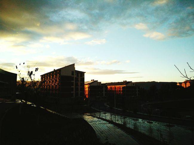 Cloud - Sky Sunset Sky