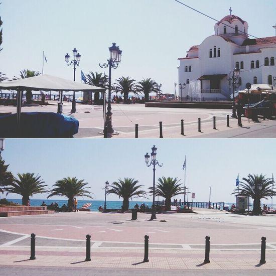 Enjoying Life Paralia Beach Perfection :)