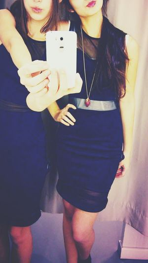 Me With My Friend Happy Girls Girls Style Styling ??