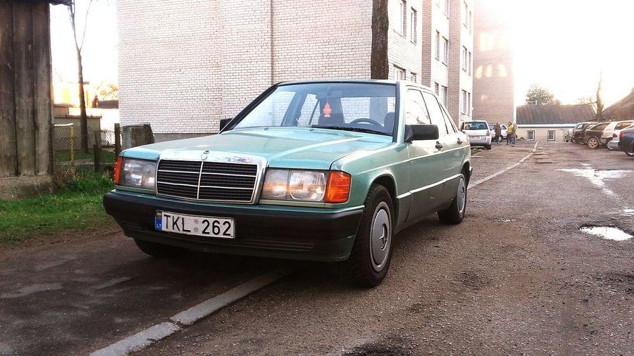Mercedes-Benz W201 Germanycars First Eyeem Photo