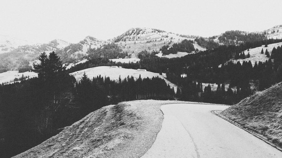Mountain Snow Wilderness Scenics Nature Landscape Pinaceae Winter No People Outdoors Cold Temperature Tree Wilderness Area First Eyeem Photo