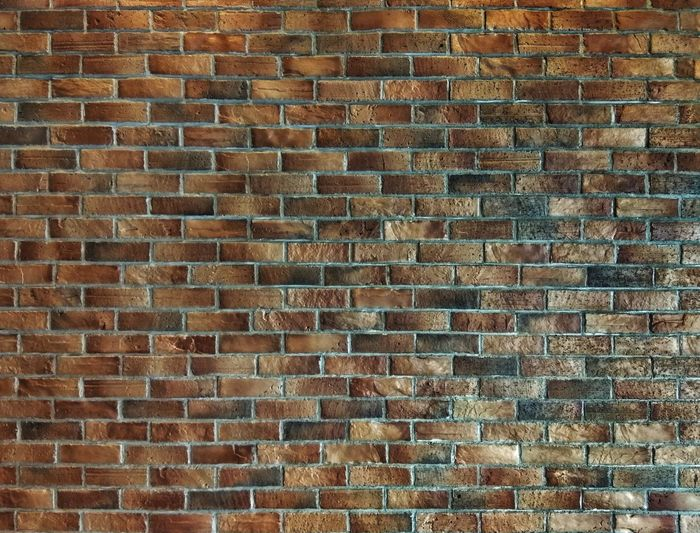 Backgrounds Full Frame Pattern Textured  Brick Wall No People Close-up Day Outdoors Brickswork Bricks In The Wall Bricks And Mortar Architecture Built Structure Textured  Brick Wall Interior Views Interior Design Building Exterior High Angle View Directly Above Cutlery And Crockery