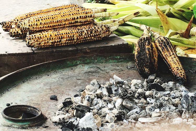 Corn Rains
