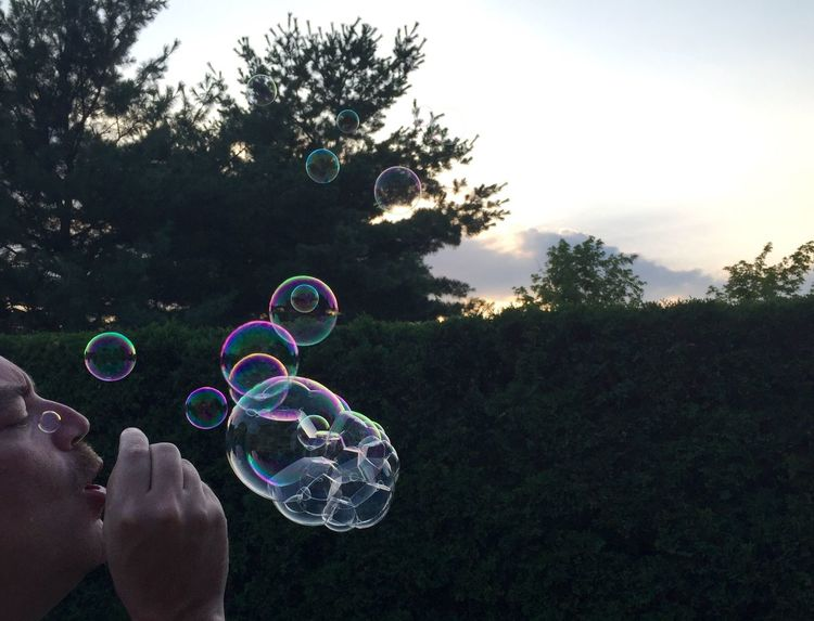 Bubbles Bubble Collection Bubble Play Colorfull Life Artistic Photography Eyeem Photography Eyem Collection EyeEm EyeEm Gallery Eyeem Community Eyeem Market Fun Photography Outdoor Photography Harrisburg Pennsylvania The OO Mission Fatherhood Moments Capturing Motion This Is Aging