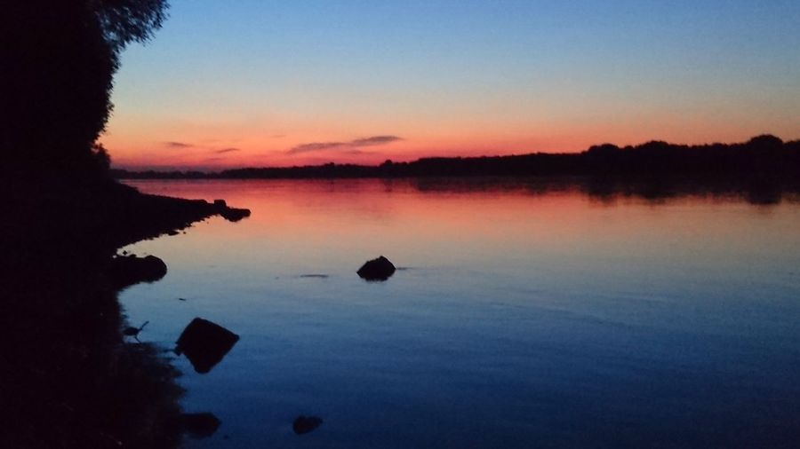 Sunset Water Outdoors Nature No People Hungary I <3 You Hungary Kulcs Duna