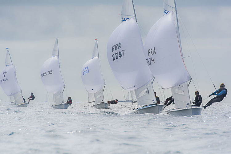Boat Nautical Vessel Race Regatta Sea