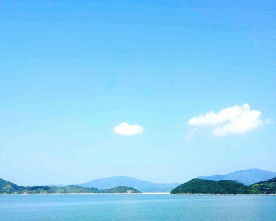 2015 Life In Hong Kong · Summer Time  Cycling Sea Sea And Sky Seascape Nature Photography Nature_collection Hong Kong