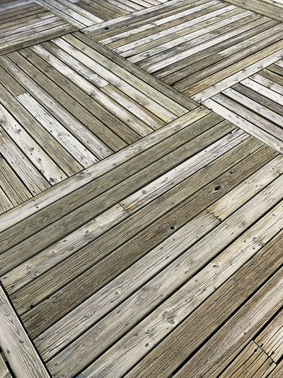 Pattern of boards, beach boardwalk Backgrounds Beach Close-up No People Pattern Textured  Wood - Material Wood Grain Wood Paneling
