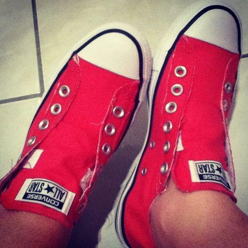 UaU Pink Sneaker Allstar converse inlove love like mine