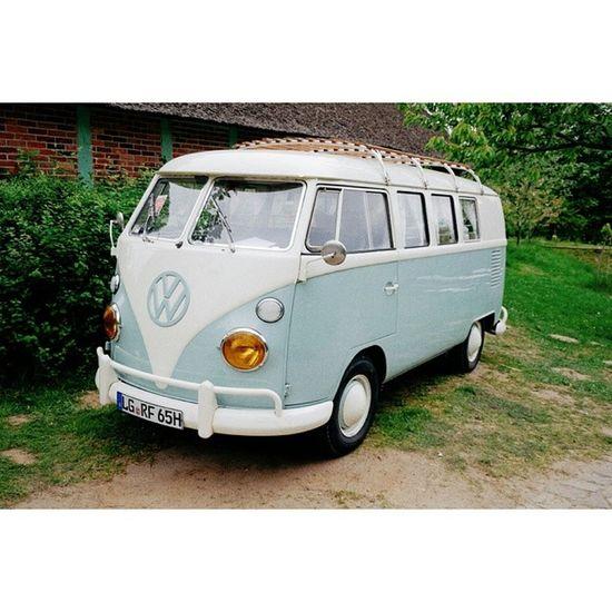 I want one! VW Bully Vintage Yesteryear  car auto vscocam vsco vscocam vscophile vscogram vscoism vscolover