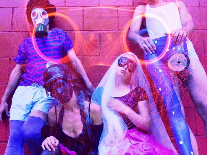 """Poetic disasters Club is ready to perform tomorrow at the one of the best clubs in Europe """"Paradigm""""! First Eyeem Photo Dance Performance Poetic Disasters Club"""