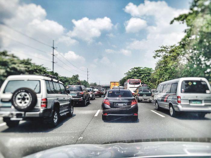 Traffic Pampangabound