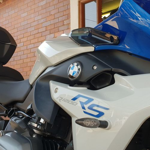 Travel companion - BMW R1200RS Motorcycle Photography Bmw Motorcycle Travel Companion Biker Life Getting Around Transportation South Africa Low Angle View EyeEm Selects Close-up Logo Mode Of Transport Land Vehicle Moving