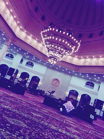 مسجد الوالدين ❤️