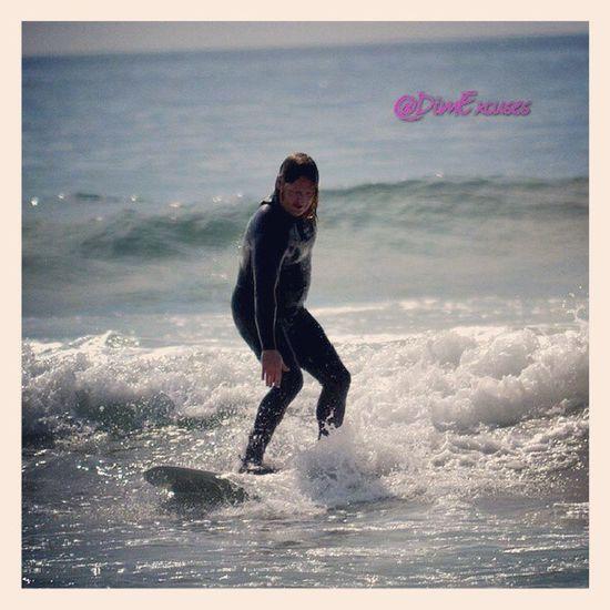 Me Surfing Newgale Pembrokeshire Wales SplashUp surf Dimexcuses