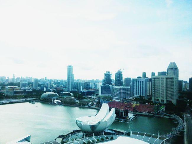 Mbs Singapore Buildings City
