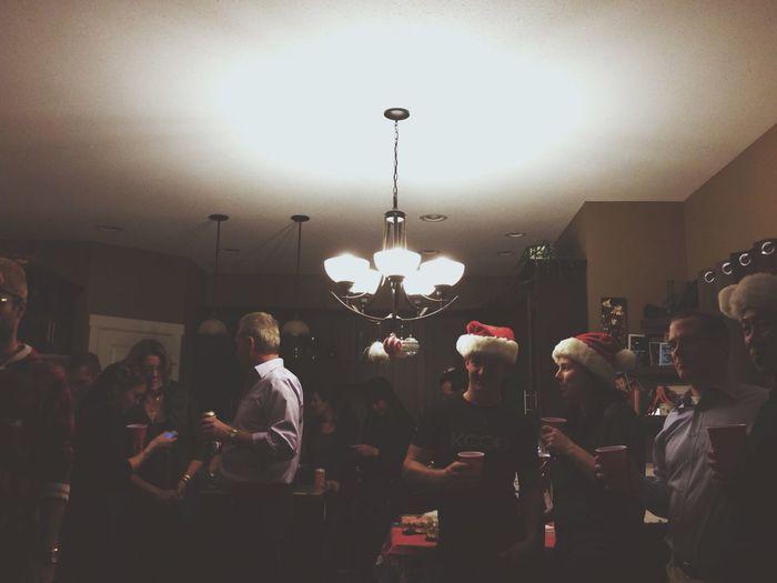 Gatherings.