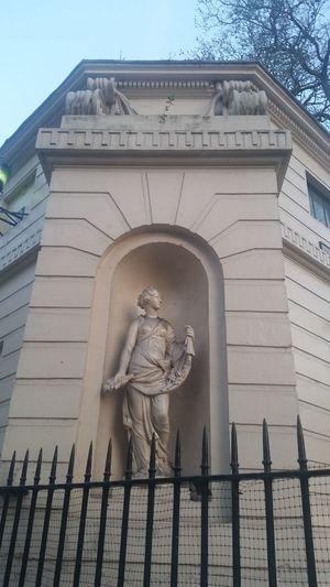 Statue Architecture Taking Photos