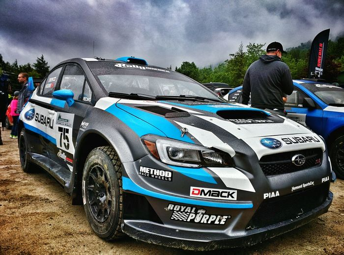 David Higgins & Craig Drew are definitely one of my favorite racing crews, they're so talented. They're run at the New England Forest Rally at Sunday River was just amazing. Congrats guys! Rally Race Subaru Wrx STI Srtusa Car Cars Helloworld