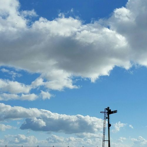 Clouds And Sky Trainsignal Journeyphotography Weather