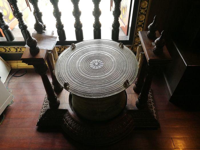 Ancient drum Ancient Drum Chiang Rai Thailand🇹🇭 EyeEm Selects Hardwood Floor Wood - Material
