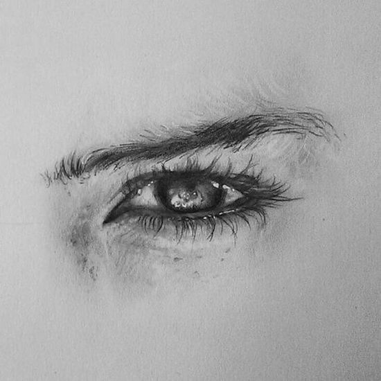 #hazemgarip New Drawing New Drawing Human Body Part Human Eye Body Part Eye Close-up One Person Portrait