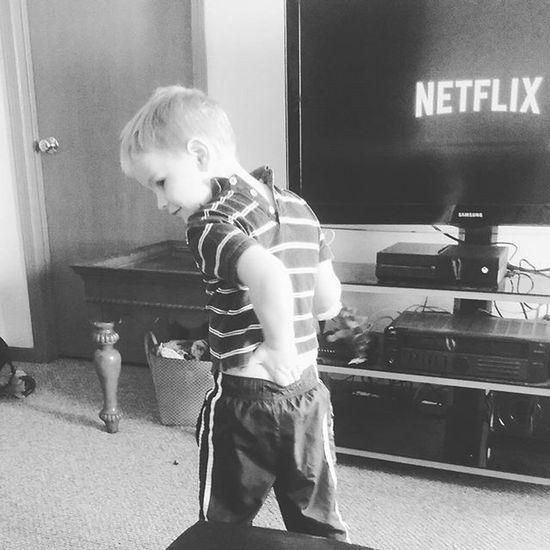 When your 4 year old dresses himself...... Crisscross Backwards  Boys Boymom Love Four