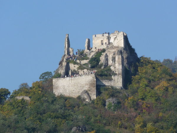 Ancient Austria Blue Sky Clear Sky Fort Fortress History Ruined Watch Tower EyeEm Best Shots