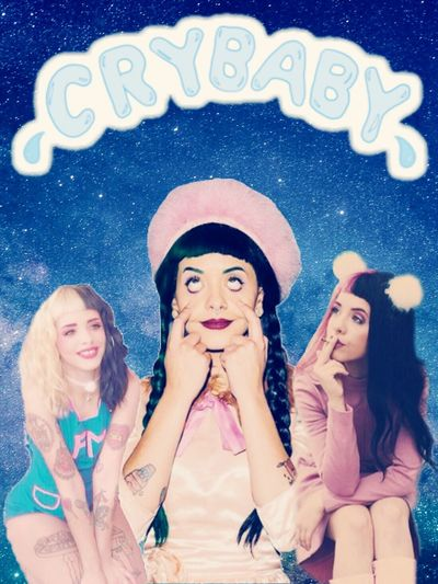 Me😍💜💚💙 Melanie Martinez Lockscreenwallpaper FollowMeOnInstagram @ Winter Adult Snow People Adults Only Cheerful Cold Temperature Night Indoors  Portrait Astrology Sign Only Women Young Adult Close-up