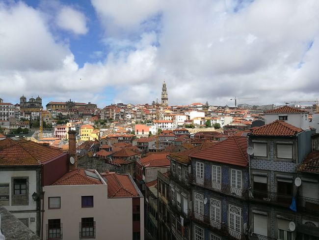 No Filter Portugal EyeEmNewHere Porto Cityscape Cloud - Sky