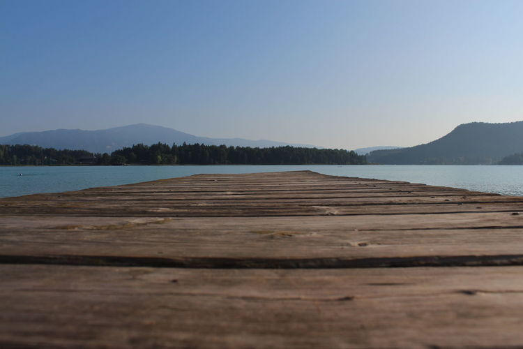 Austria Carinthia Faakersee Lake Nature Tourism Villach Water Be. Ready.