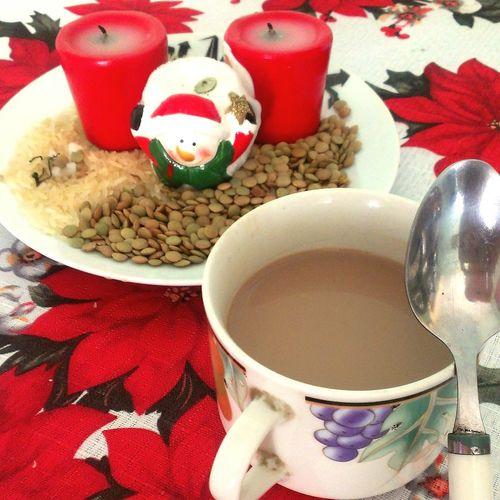 Chocolate en el frío de la navidad. Chocolate Navidad Llanos Chocolate Time