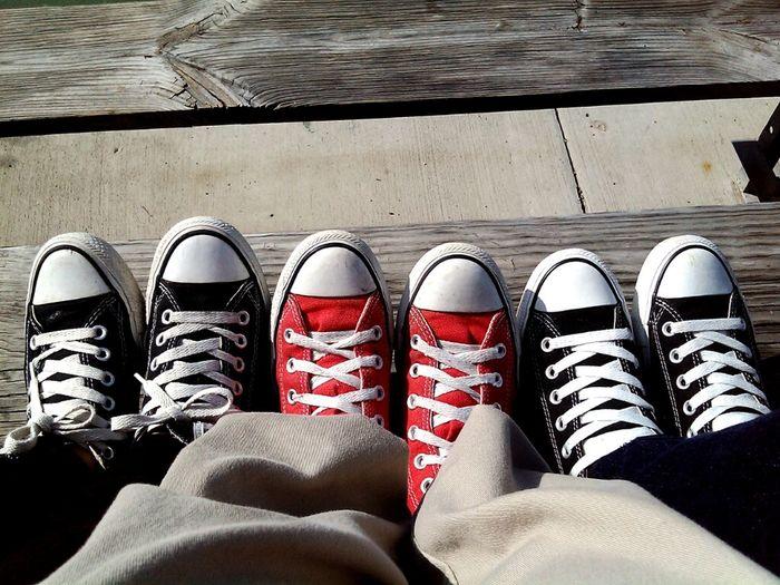 Hilary, Me & Cesar <3