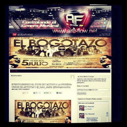 Evento Bogotazo @jorgeelicergaitan Party 5dejulio Viernes Musica Instagram Bogotá Colombia Reggaeton  Rolo Baby daddy Casito2 Feelingmusicbta Arcflownet 2013 www.arc/flow.net/web/