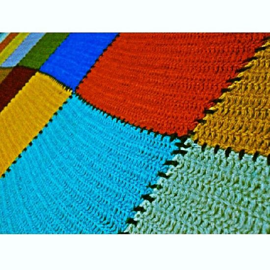 Handy warmth design. Day2 Colour 30dayphotochallenge Photoadayapril wool blanket handmade igers instaphoto