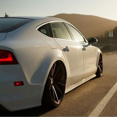 Audi A7 Super Car Tuning Very Good