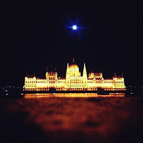 Hungary Budapest Parlamento Húngaro