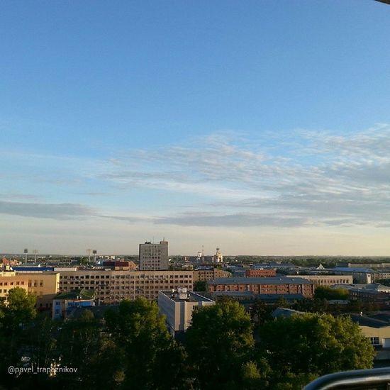 20140612 , Кемерово . парк Чудес. колесообозрения . Виды города/ Kemerovo. Wonderland Park. FerrisWheel. Views of the city.