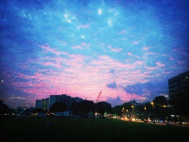 Cloudporn Sunset Skyporn