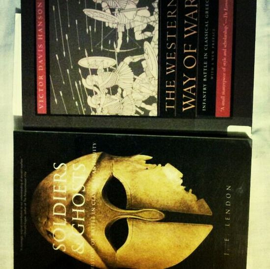 Further reading for Classics. Both books quite awesome