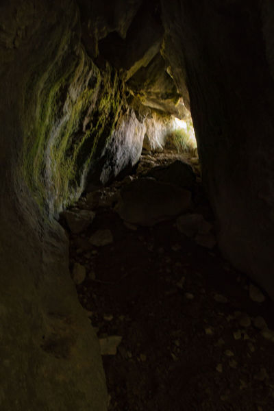 Light Beauty In Nature Cave Cave Exit Day Geology Light And Shadow Nature No People Outdoors Rock - Object Rock Formation