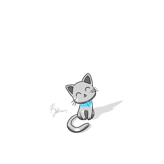 Cat Humor Arts Culture And Entertainment Fantasy Studio Shot Paper Human Representation Character White Background No People Day Drawing Vector Adobeillustrator Illustrator Illustration Cats Of EyeEm Cats Cat Music Low Angle View